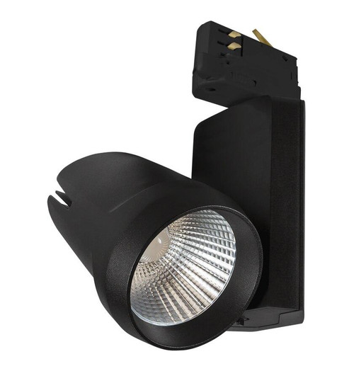 Phoebe LED Track Light 25W Dim 4000K 9585 Image 1