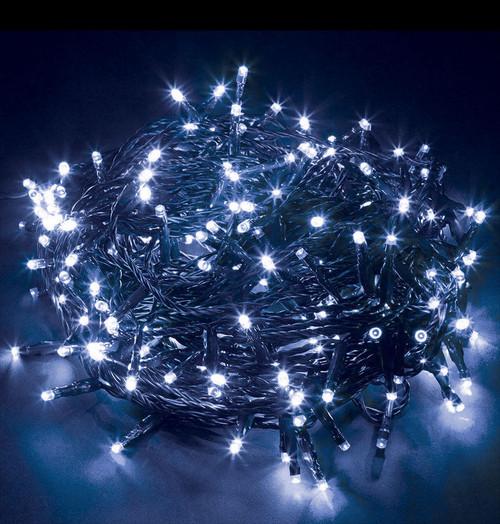 Sentik LED 15 Metre String Lights (200 Lights) 54069S Image 1