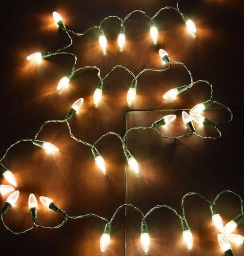 Sentik LED 9 Metre String Lights (40 Lights) 54045S Image 1