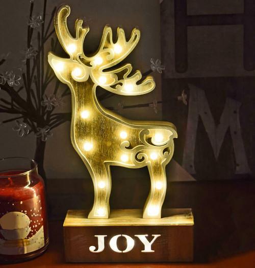Sentik LED Decorative Reindeer Lamp 54053S Image 1