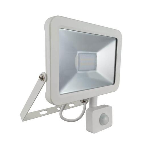 Phoebe LED Floodlight 20W PIR Sensor 4000K IP66 10345 Image 1