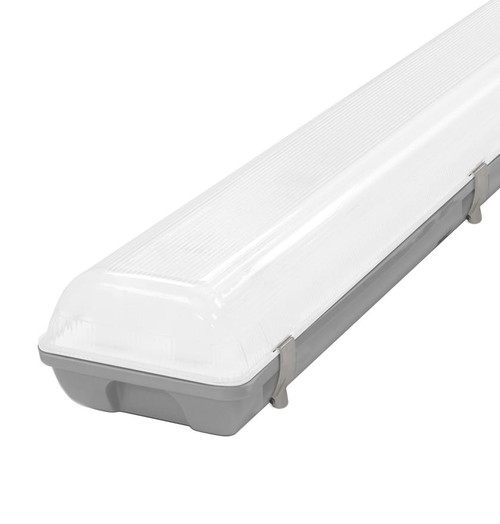 Phoebe LED 4ft IP65 Fitting 20W Sensor 4000K 11038 Image 1