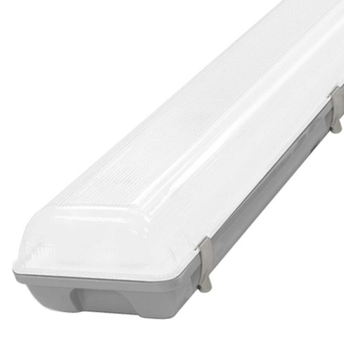 Phoebe LED 4ft IP65 Fitting 40W Sensor 4000K 11069 Image 1