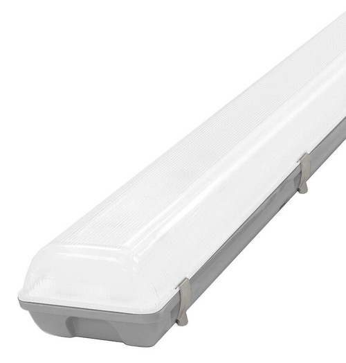 Phoebe LED 4ft IP65 Fitting 40W Emergency 4000K 11076 Image 1