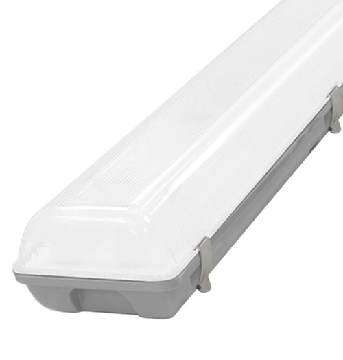 Phoebe LED 5ft IP65 Fitting 60W Sensor 4000K 11120 Image 1