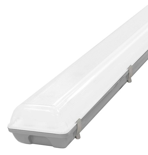 Phoebe LED 5ft IP65 Fitting 60W Emergency 4000K 11137 Image 1