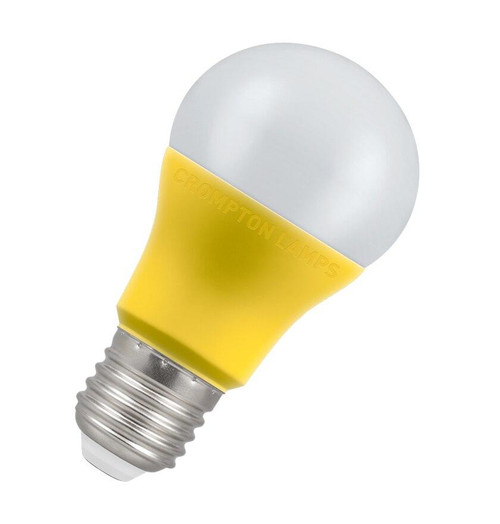 Crompton LED 110V GLS E27 9W 2700K 11922 Image 1