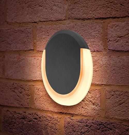 Integral LED Wall Light 13W 3000K ILDEA005 Image 1