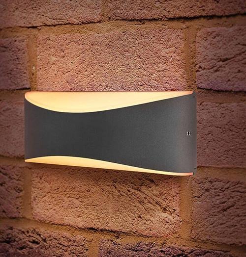 Integral LED Wall Light 7W 3000K ILDEA011 Image 1