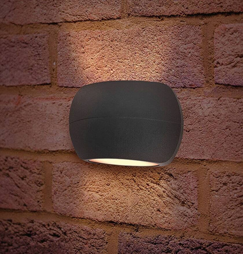 Integral LED Wall Light 8.5W 3000K ILDEA014 Image 1