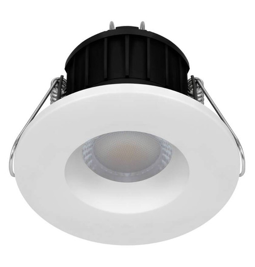 Phoebe LED Fire Rated Downlight 8.5W Dim Tri-Colour CCT 12639 Image 1