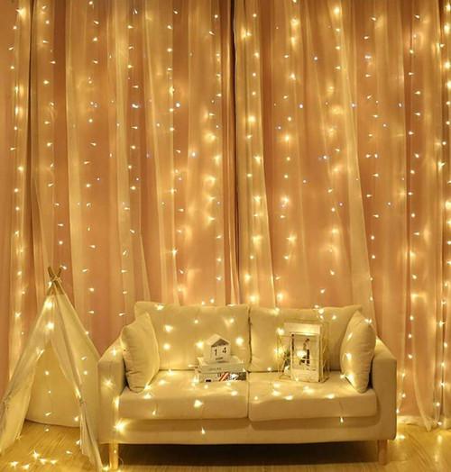 Sentik LED Curtain Light 54130 Image 1