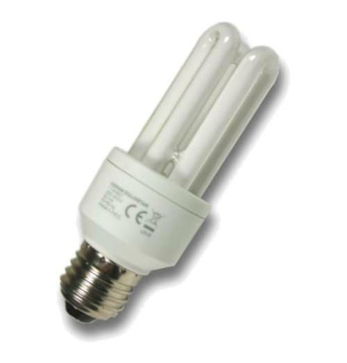 MiniSun CFL Tubular E27 11W 2700K 18420 Image 1