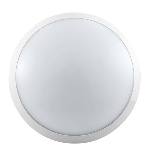 Phoebe LED Bulkhead 15W Emergency 4000K 10246 Image 1