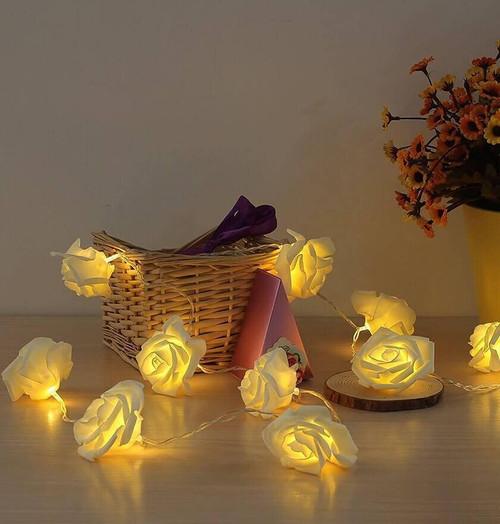 Sentik LED String Lights (30 Lights) 54049S Image 1