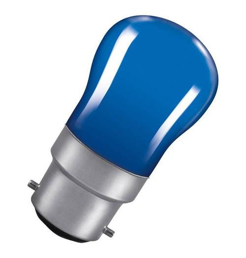 Crompton Pygmy B22 15W Blue SIG15BBC Image 1