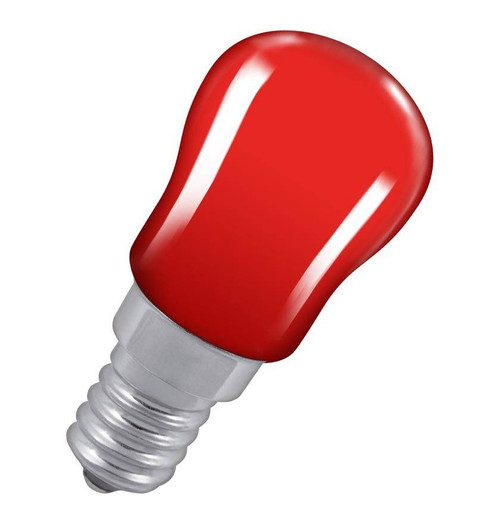 Crompton Pygmy E14 15W Red Bulb SIG15RSES Image 1