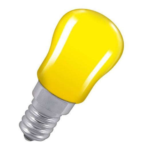 Crompton Pygmy E14 15W Yellow SIG15YSES Image 1