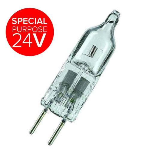 Special purpose 24V Osram Halogen M196 24V GY6.35 150W 3000K 64465 U