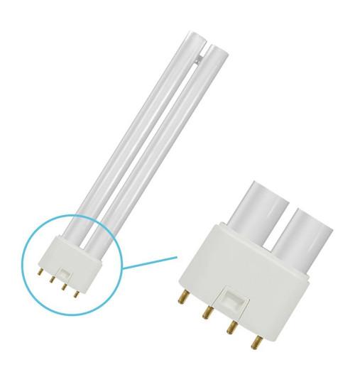 Crompton CFL PLL 4-Pin 18W Dim 4000K CLL18SCW Image 1