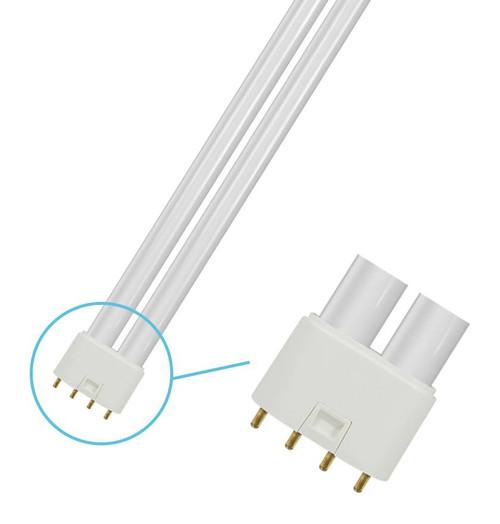 Crompton CFL PLL 4-Pin 40W Dim 4000K CLL40SCW Image 1