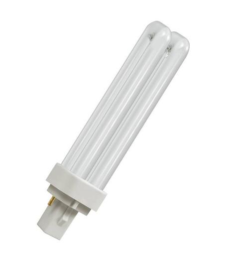 Crompton CFL PLD 2-Pin 13W 3000K CLD13SWW Image 1