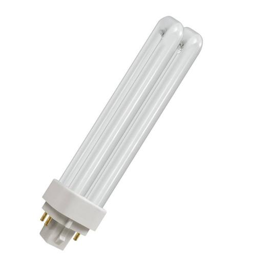 Crompton CFL PLD-E 4-Pin 18W Dim 4000K CLDE18SCW Image 1