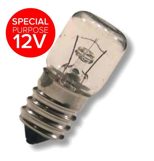 16x35mm 12V Miniature E14 5W XLV12V5WE14 Special purpose 12V
