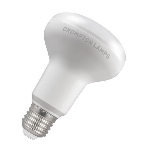 Crompton Lamps LED 10W R80 Reflector E27 Warm White 110° Opal Image 1