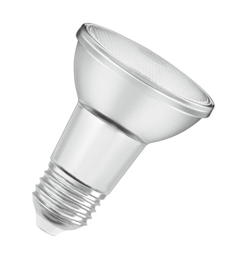 Osram LED PAR20 5W E27 Dimmable Parathom Warm White 36° Diffused Image 1