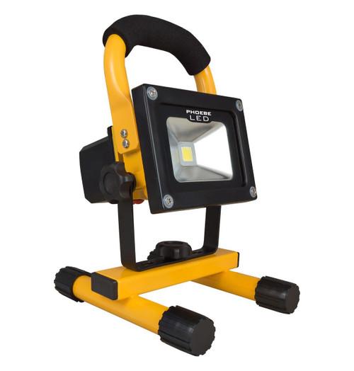 Phoebe LED Work Light 10W 12V Daylight 110° Yellow IP65