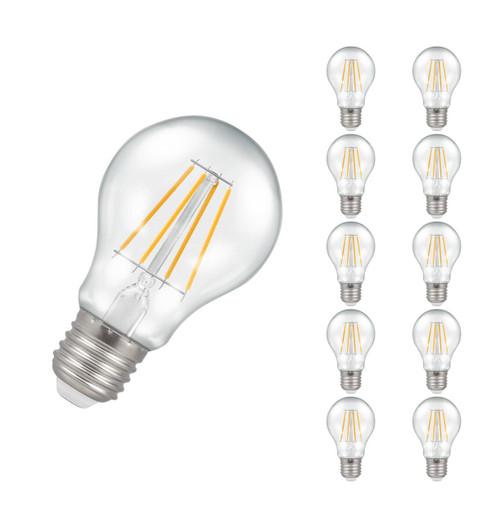 Crompton LED GLS E27 5W Dim 2700K 4191 Image 1
