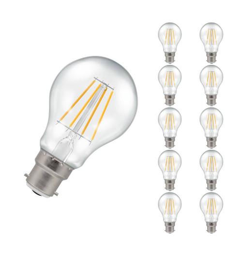 Crompton LED GLS B22 7.5W Dim 2700K 4207 Image 1