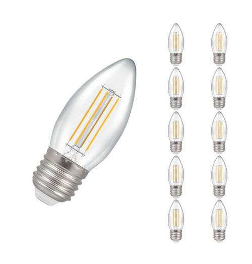 Crompton LED Candle E27 5W Dim 2700K 7154 Image 1