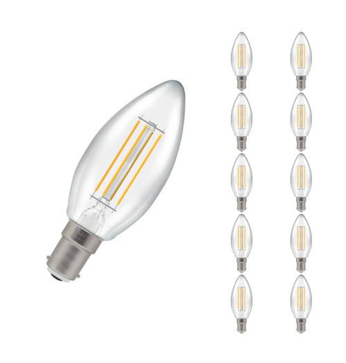 Crompton LED Candle B15 5W Dim 2700K 7147 Image 1