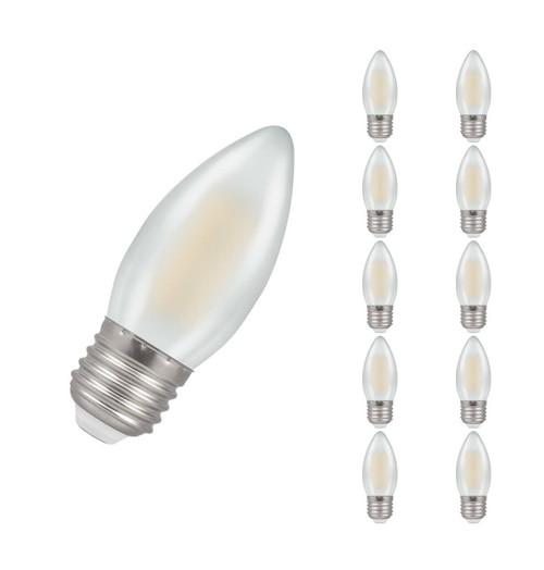 Crompton LED Candle E27 5W Dim 2700K 7192 Image 1