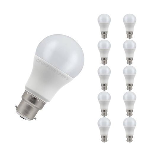 Crompton LED GLS B22 5.5W 2700K 11694 Image 1