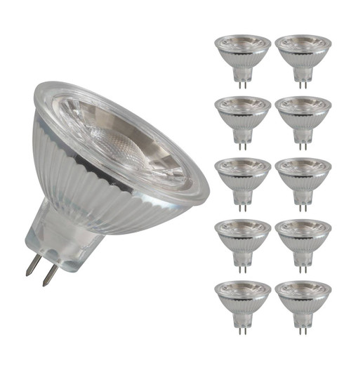 Crompton LED 12V MR16 GU5.3 5W 2700K 3293 Image 1