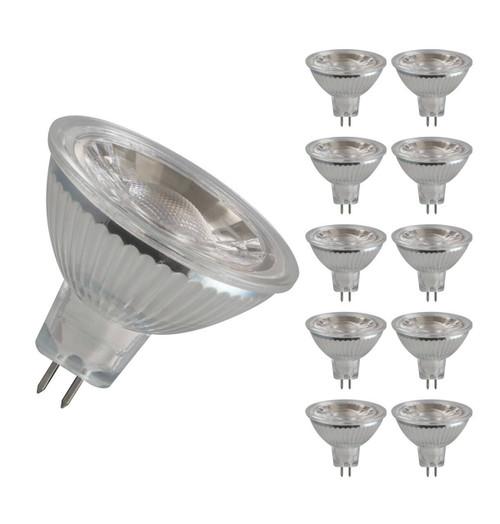 Crompton LED 12V MR16 GU5.3 5W 4000K 3309 Image 1