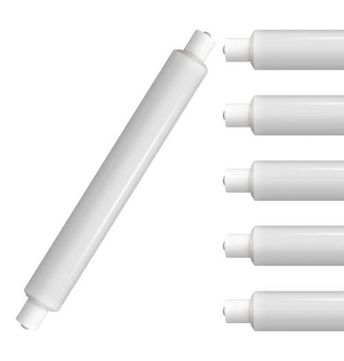 Crompton LED 221mm DET Tubular SCC-S15 3.5W 2700K 5624 Image 1