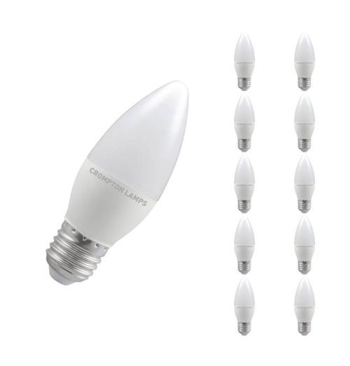 Crompton LED Candle E27 5.5W 4000K 11342 Image 1