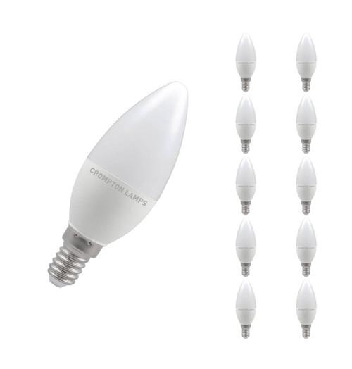 Crompton LED Candle E14 5.5W 4000K 11359 Image 1