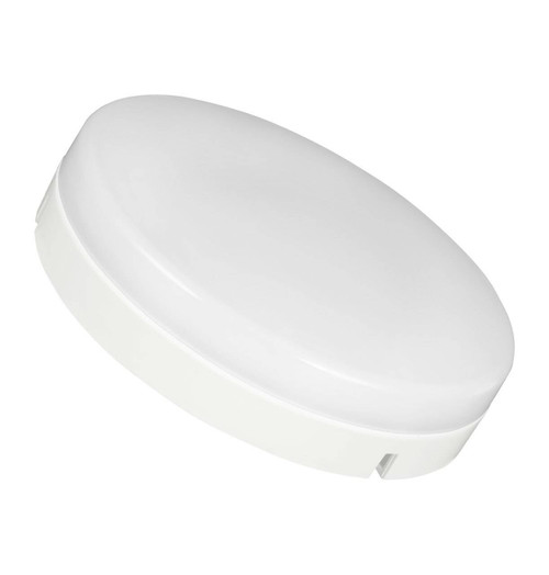 Crompton Lamps LED GX53 5W Cool White 110° Opal Image 1