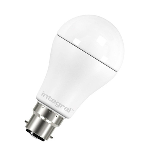 Integral LED GLS 13.5W B22 Warm White Frosted ILGLSB22NC018 Image 1