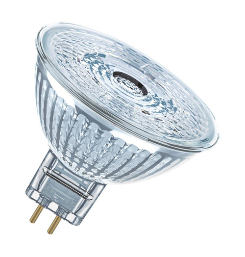 Osram LED MR16 Spotlight 4.9W GU5.3 12V Dimmable Parathom Warm White 36° Image 1