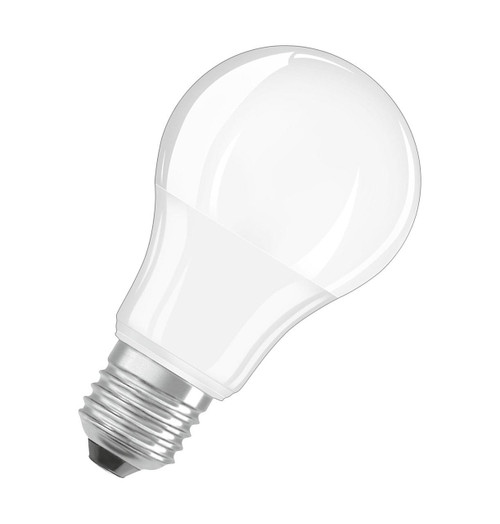 Osram LED GLS 10.5W E27 Dimmable Parathom Warm White Opal Image 1