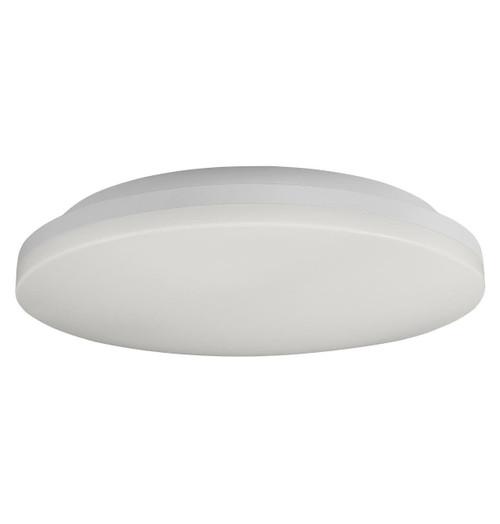 Phoebe LED Bulkhead 12W Savoca CCT Tri-Colour CCT 120° Diffused White Image 1