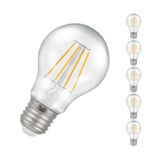 Crompton LED GLS E27 7.5W Dim 2700K 4214 Image 1
