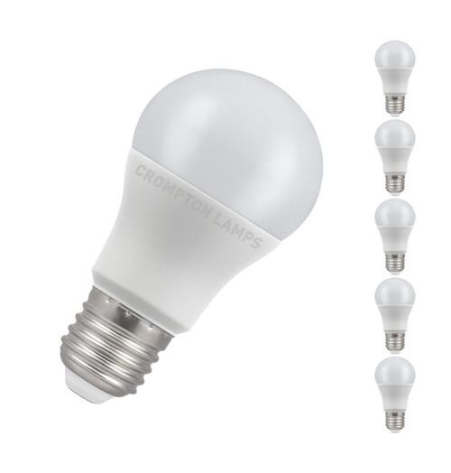 Crompton LED GLS E27 8.5W 4000K 11748 Image 1