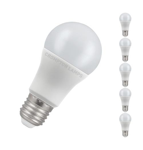 Crompton LED GLS E27 11W 4000K Bulb 11786 Image 1